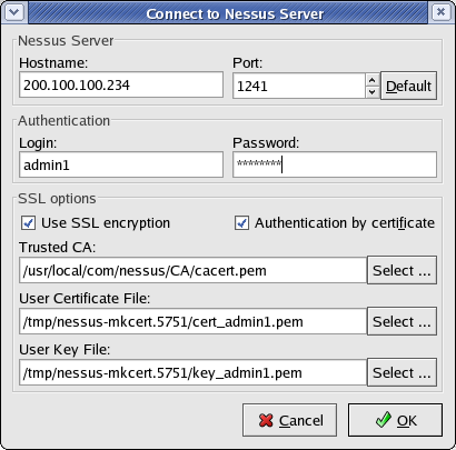 Vulnerability Scanners Nessus